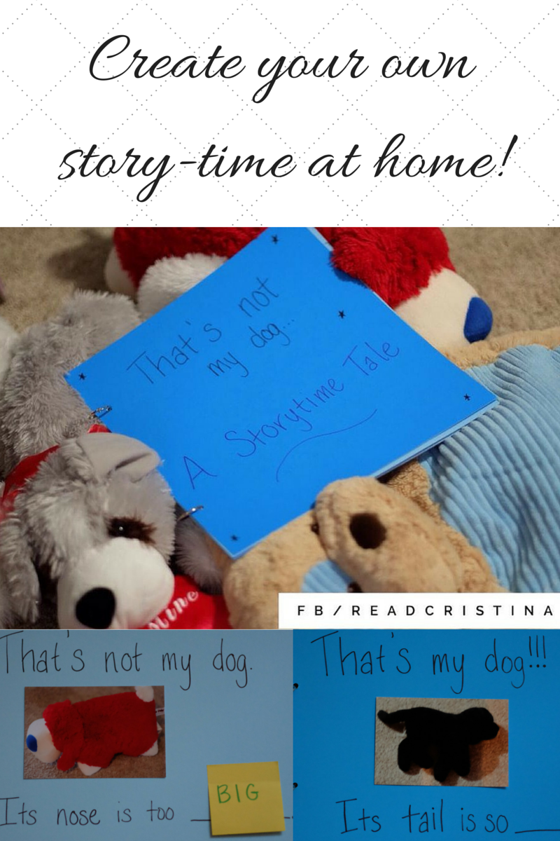 Create your own Story-time!