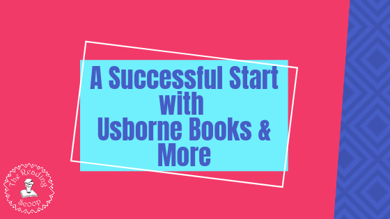 Start off Strong with Usborne Books & More