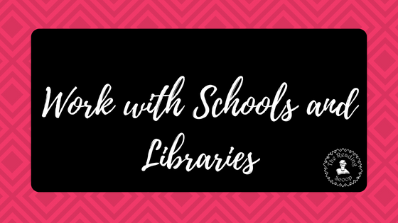 Work with Schools and Libraries